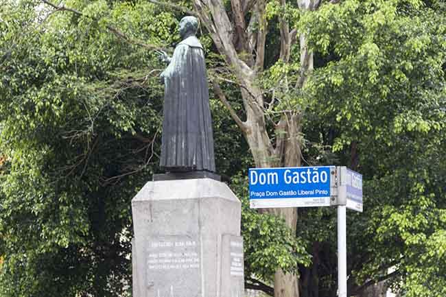 Praça Dom Gastão
